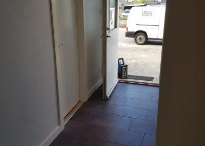 Gadstrup renovering af gulv og nye dører